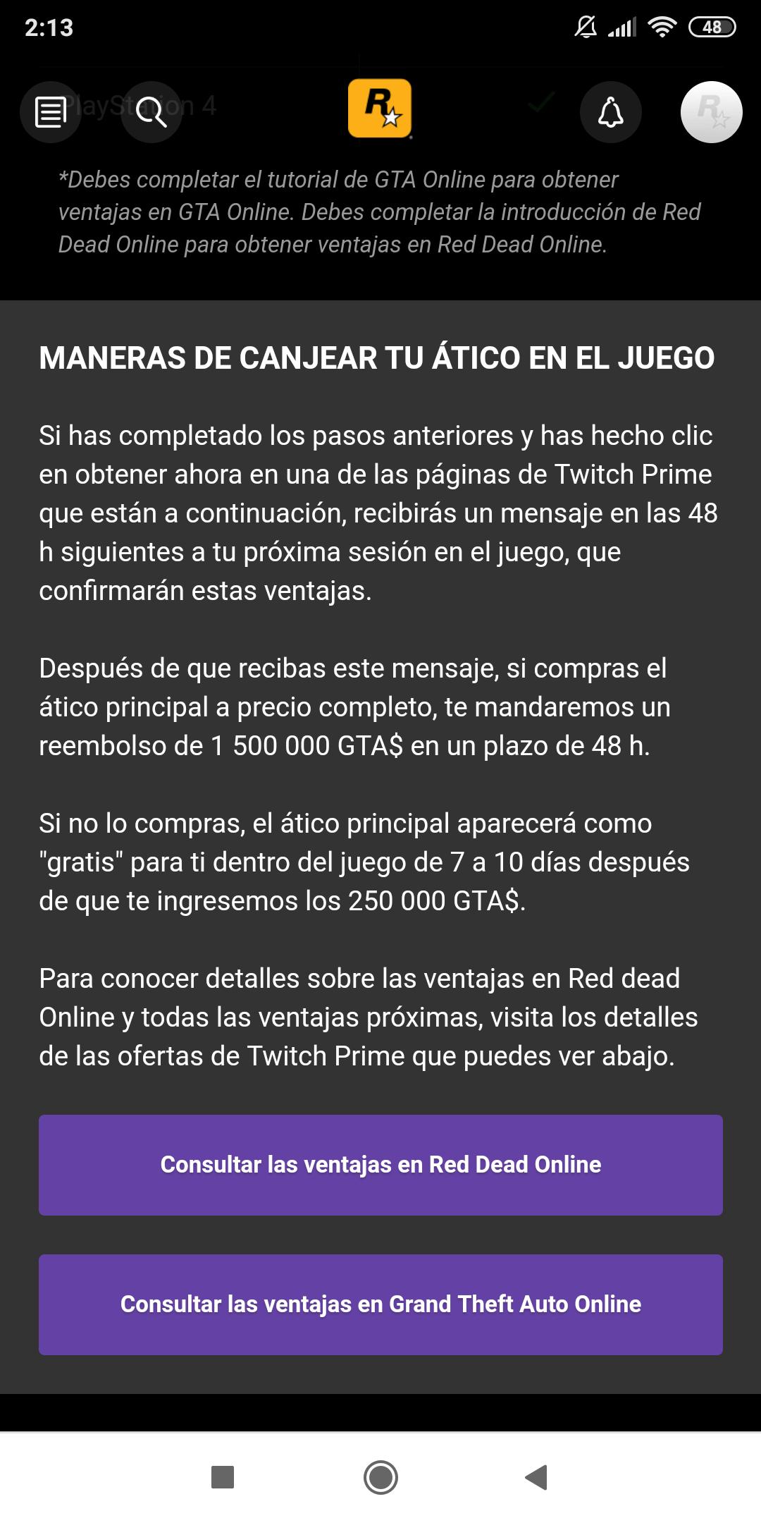 Nuevas recompensas GRATIS para GTA Online y Red Dead Online con