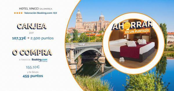 TravelClub_Chollometro_canjear_puntos_travelclub_booking.com