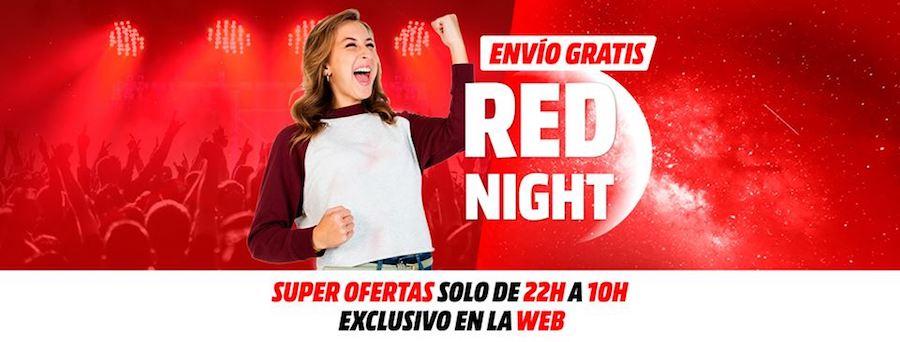 MediaMarkt_Descuentos rebajas Red Light