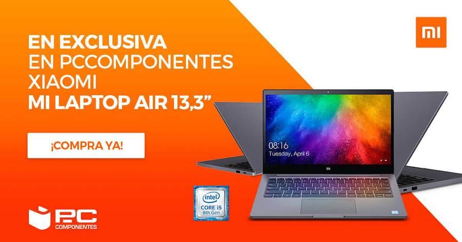 PcComponentes_portatiles Xiaomi