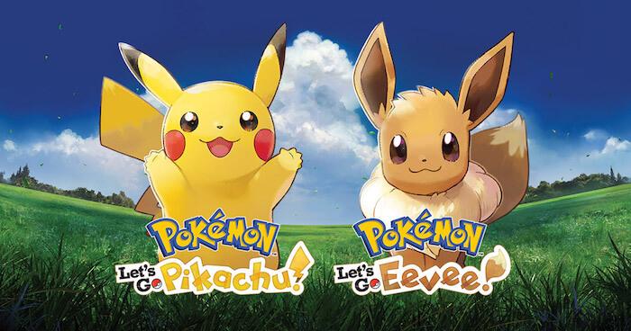 PokémonLet´sGo_Chollometro_ofertas_juego_pokémon_lets_go_pikachu_eevee