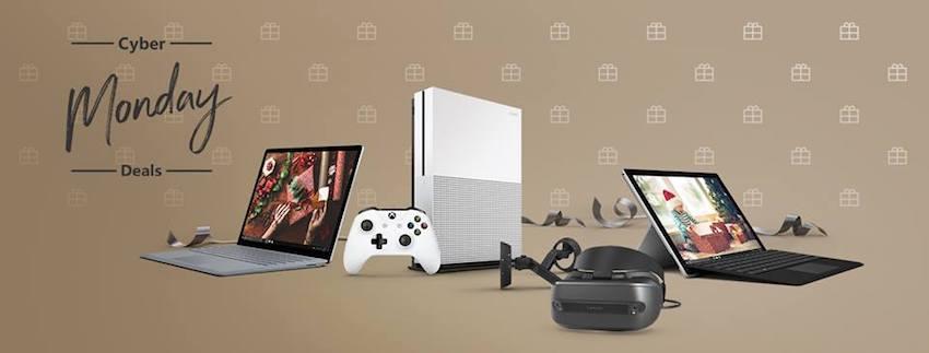Microsoft Store_Cyber Monday ofertas