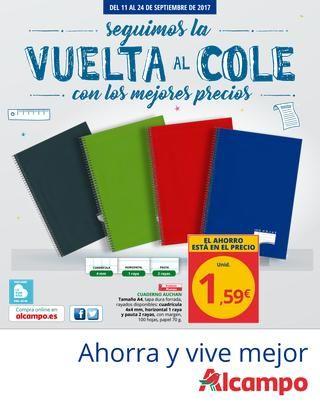 Alcampo_Chollometro_vuelta_al_cole_ofertas_papeleria_material_escolar