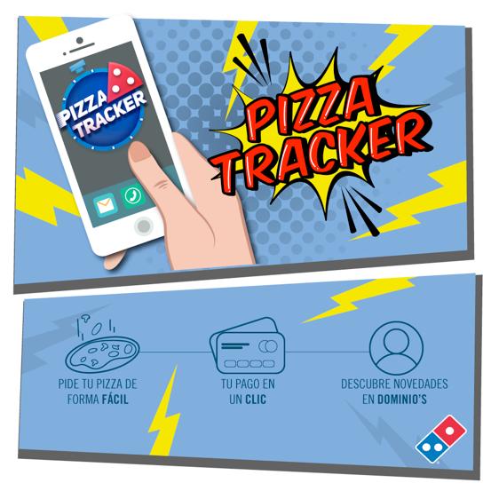 Domino´s Pizza_pedidos pizza tracker