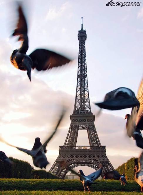 Skyscanner_viaje avion Paris