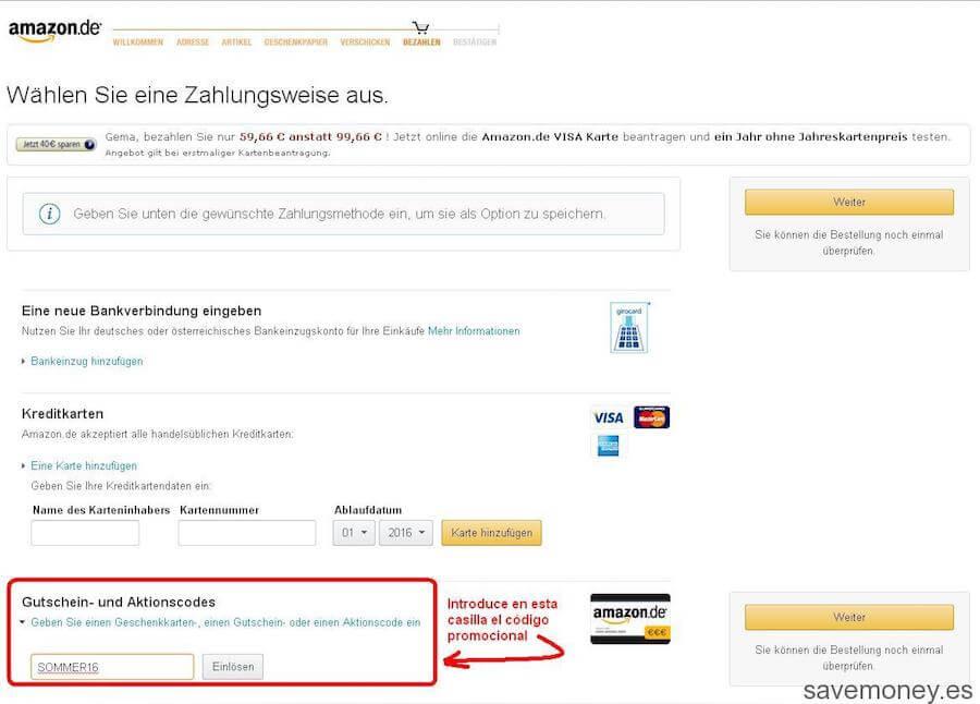 AmazonDE_Chollometro_canjear_cupones_descuento_Amazon_alemania
