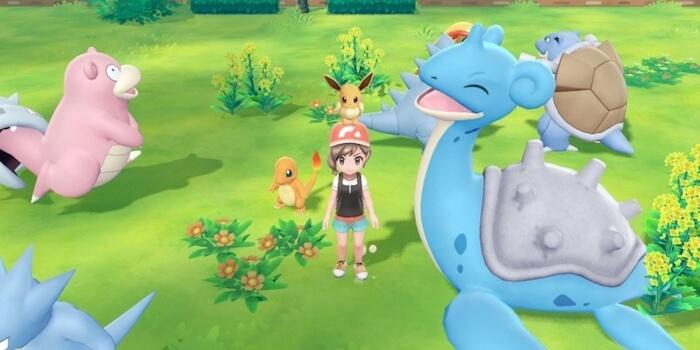 PokemonLetsGo_Chollometro_juego_multijugador_pokemon_lets_go_pikachu_eevee