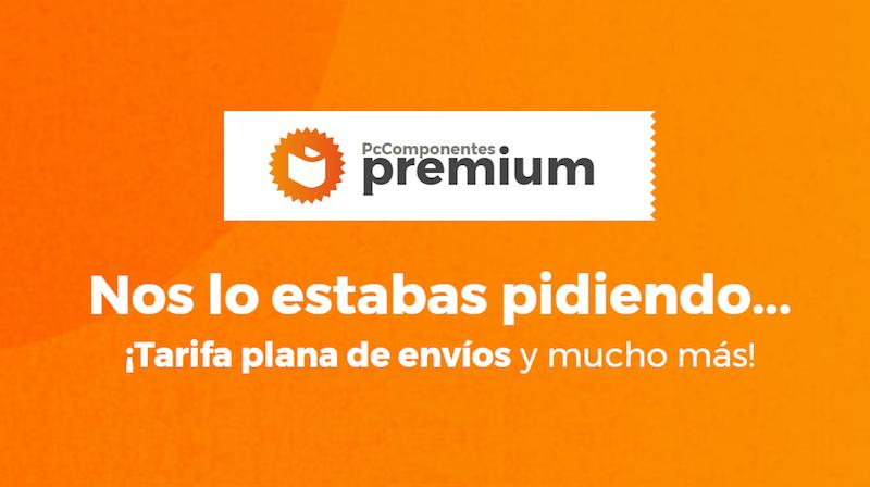 PcComponentes_cuenta ventajas Premium