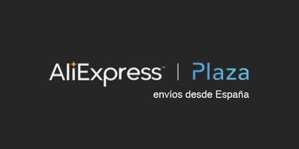 AliExpress_Plaza envios España