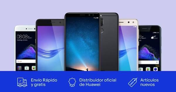 eBay_productos Huawei