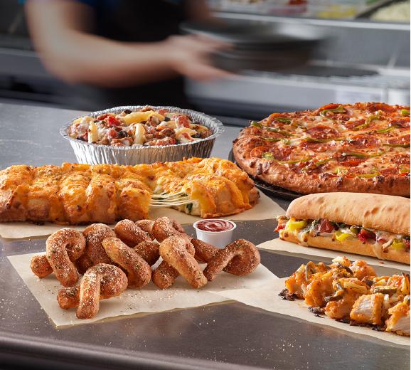 Domino´s Pizza_productos menús