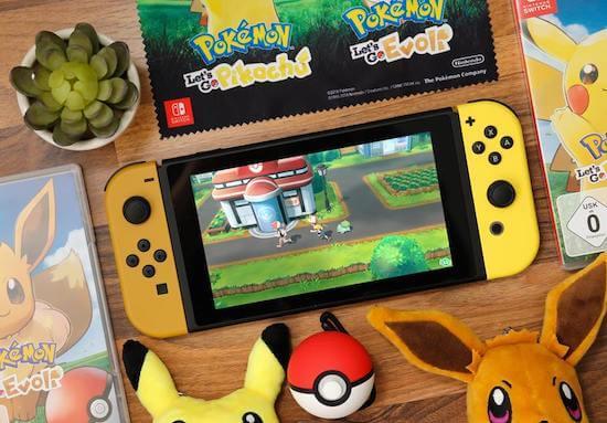 Nintendo_Chollometro_ofertas_juegos_pokemon_go_nintendo