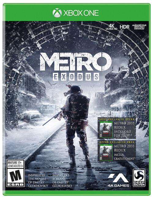 MetroExodus_Chollometro_juego_xbox one_metro_exodus