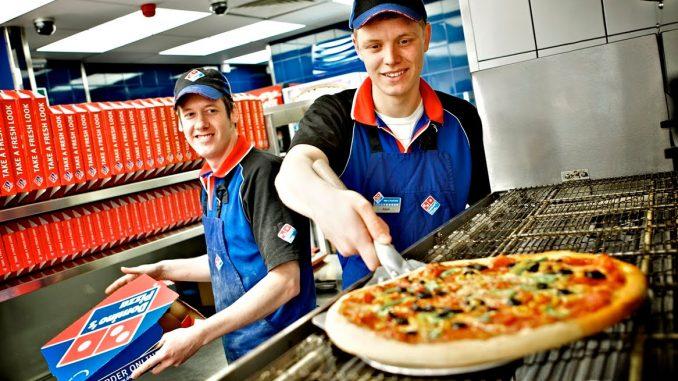 Domino´s Pizza_restaurante
