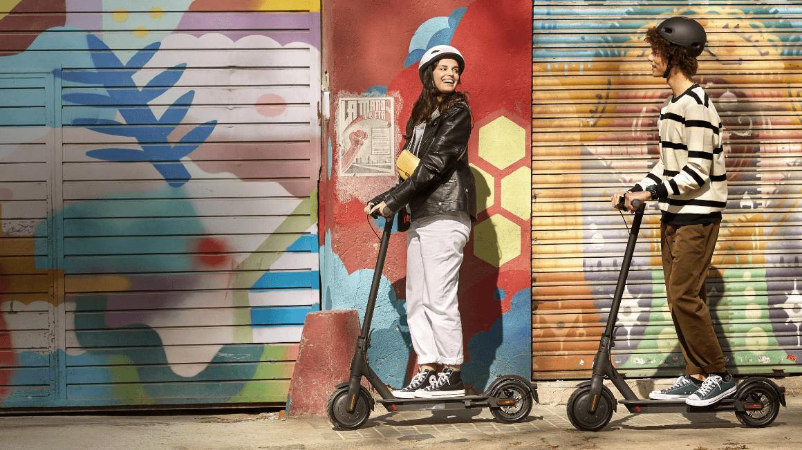 Xiaomi Mi Scooter Essential 1