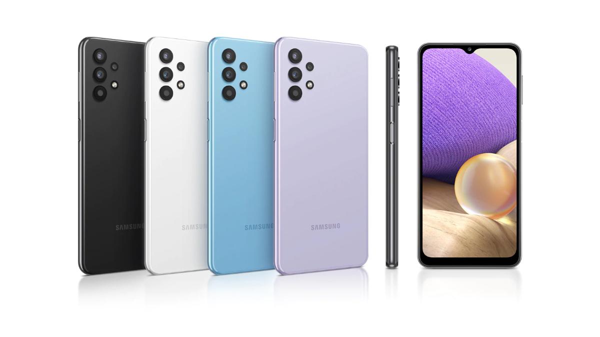 Samsung Galaxy A32 5G 1