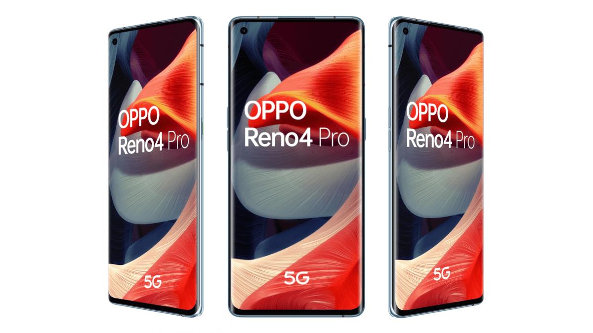 OPPO Reno4 Pro 1