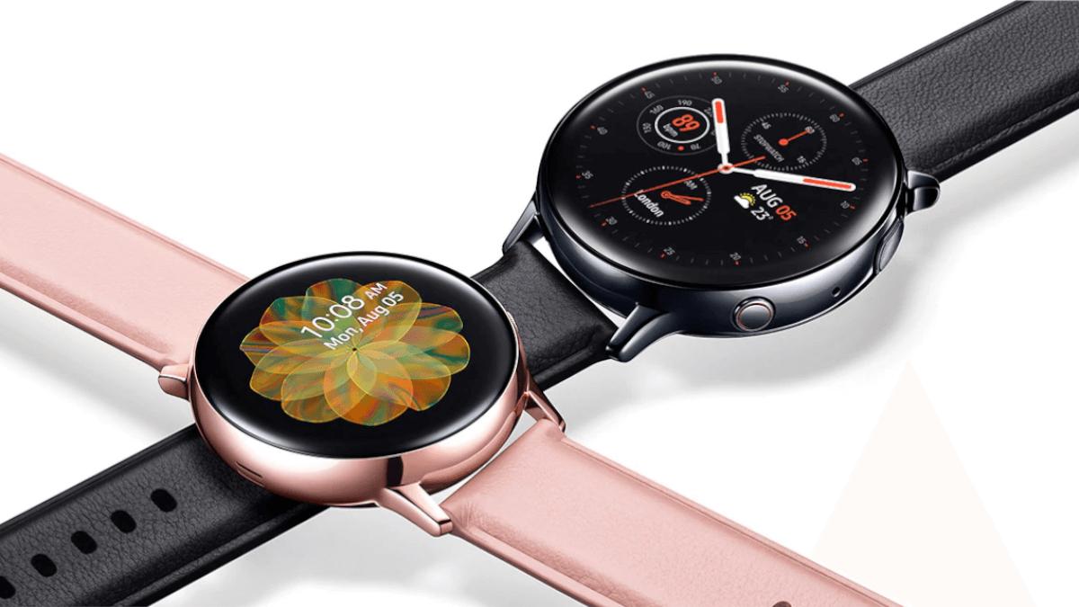 Smartwatch Samsung 4