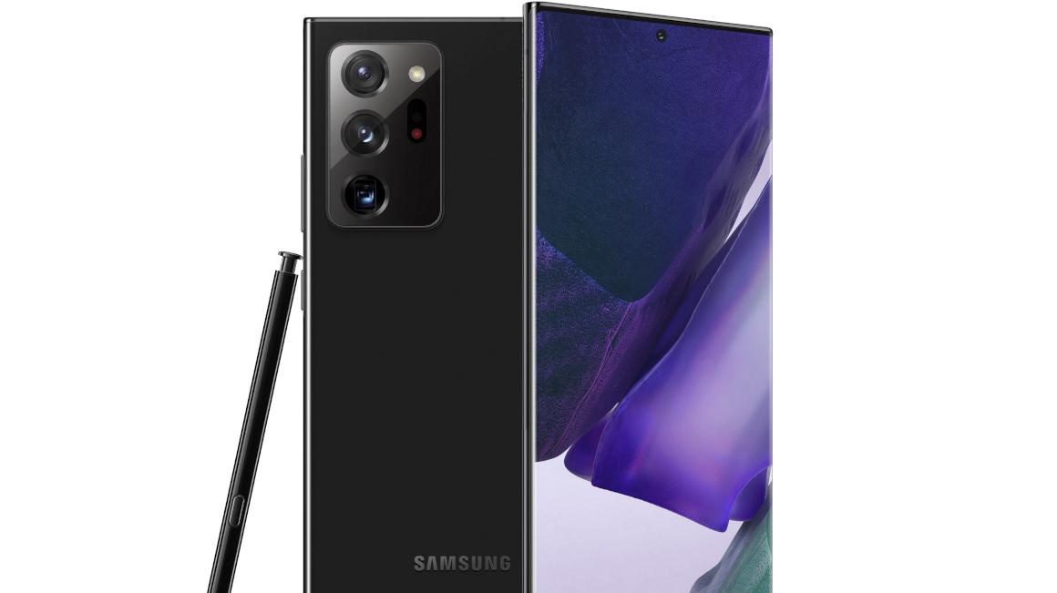 Samsung Galaxy Note20 Ultra 4