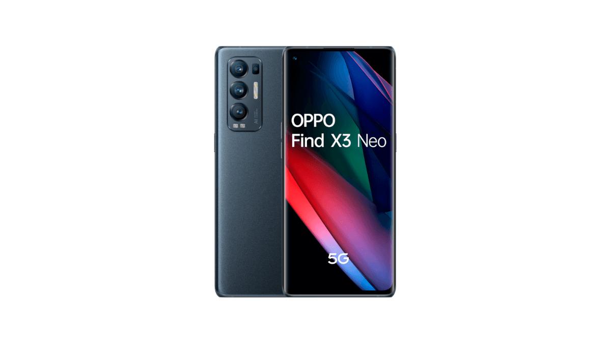 Oppo Find X3 Neo 1