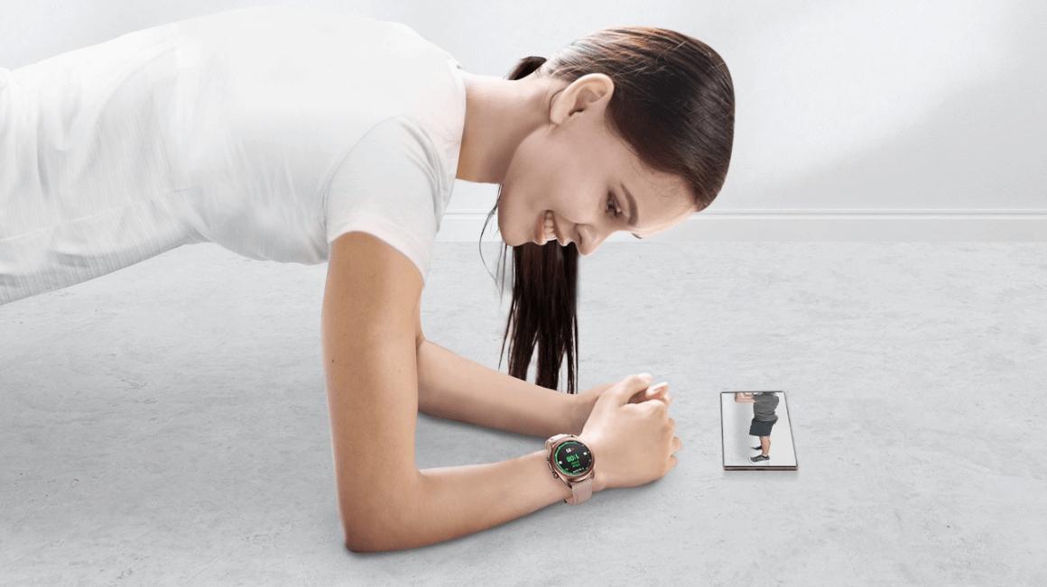 Samsung Galaxy Watch3 4