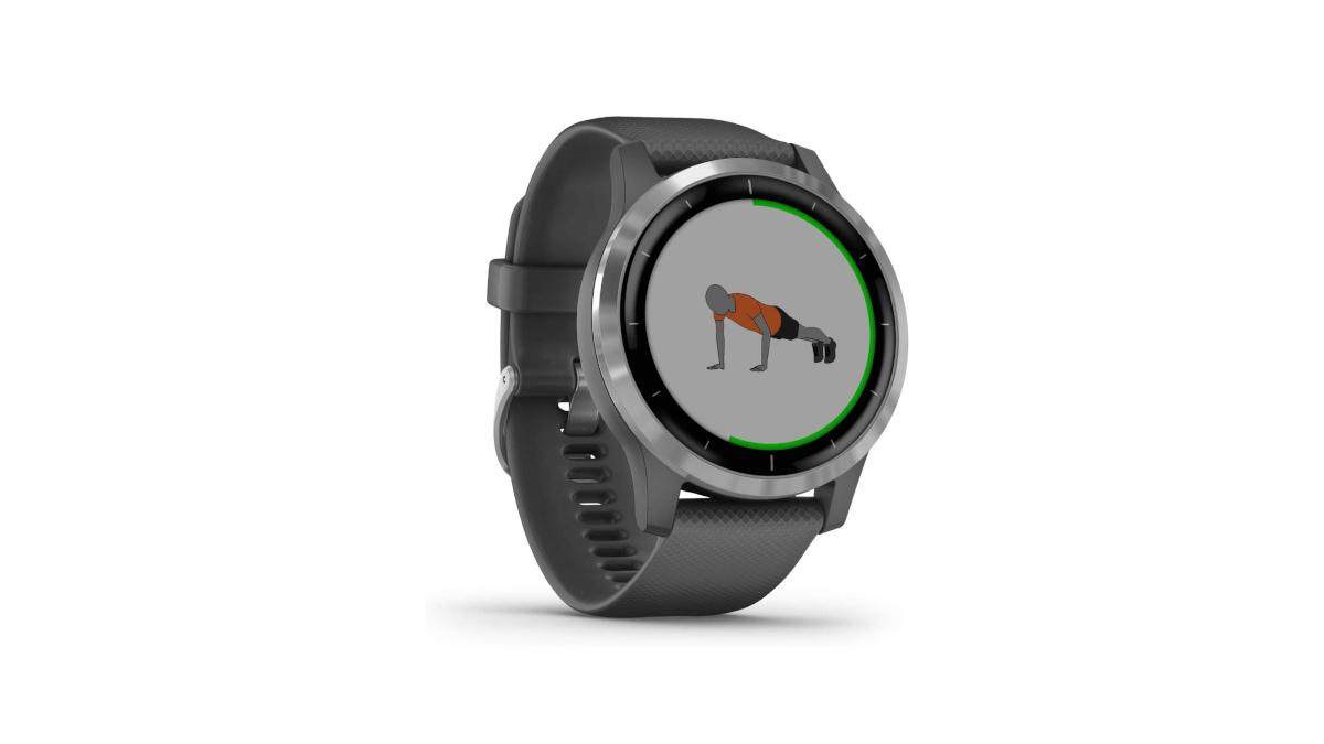 Smartwatch Garmin 3