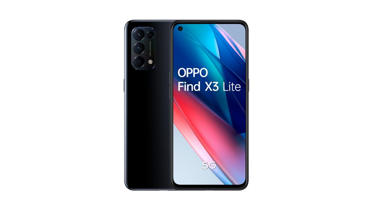 Oppo Find X3 Lite 1