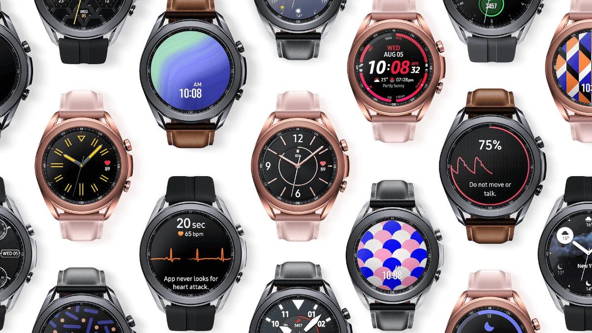 Smartwatch Samsung 2