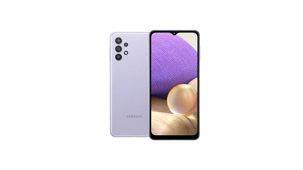 Samsung Galaxy A32 5G 4