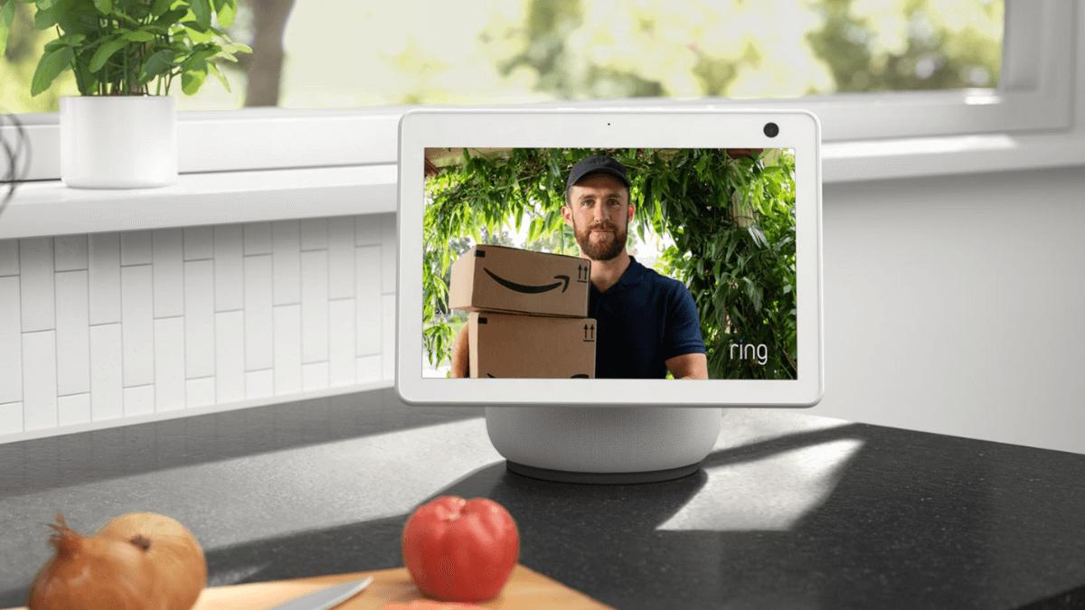 Amazon Echo Show 10 3ª Generación 2