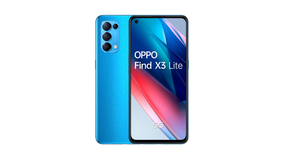Oppo Find X3 Lite 2