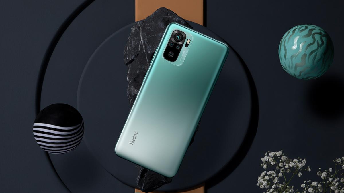 Xiaomi Redmi Note 10 4