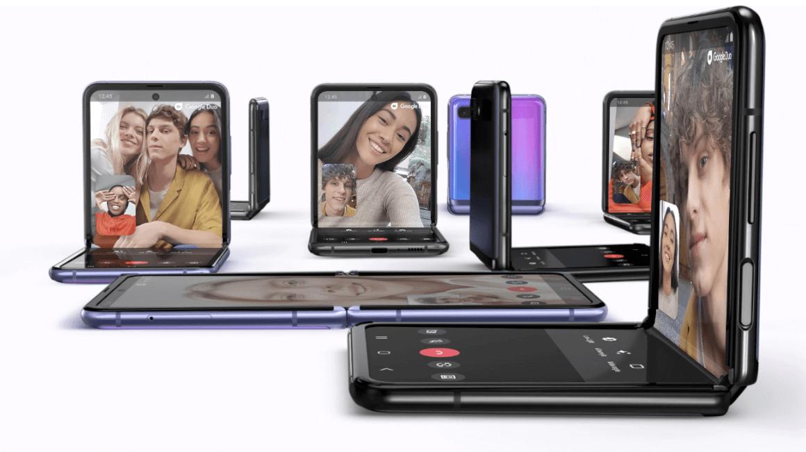 Samsung Galaxy Z Flip 5G 2