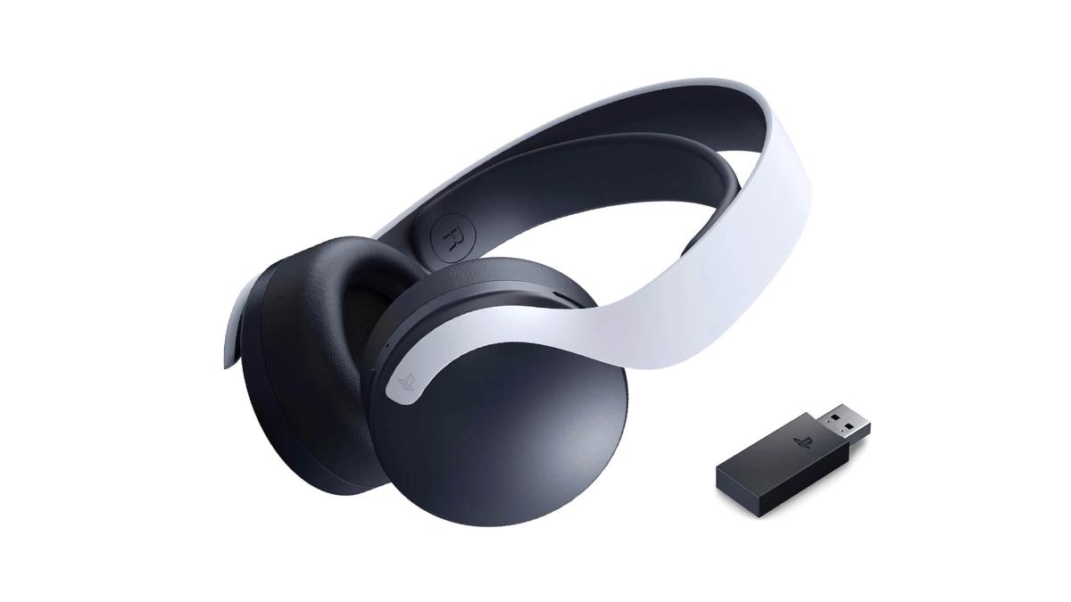Auriculares inalámbricos Sony PULSE 3D 2