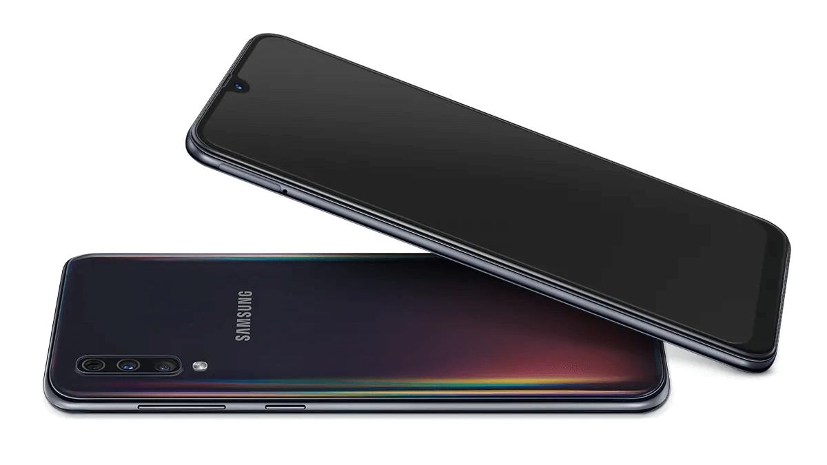 Samsung Galaxy A50 3