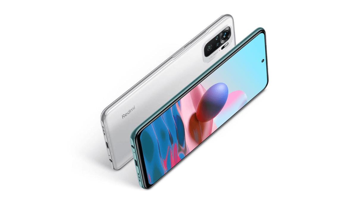 Xiaomi Redmi Note 10S 4