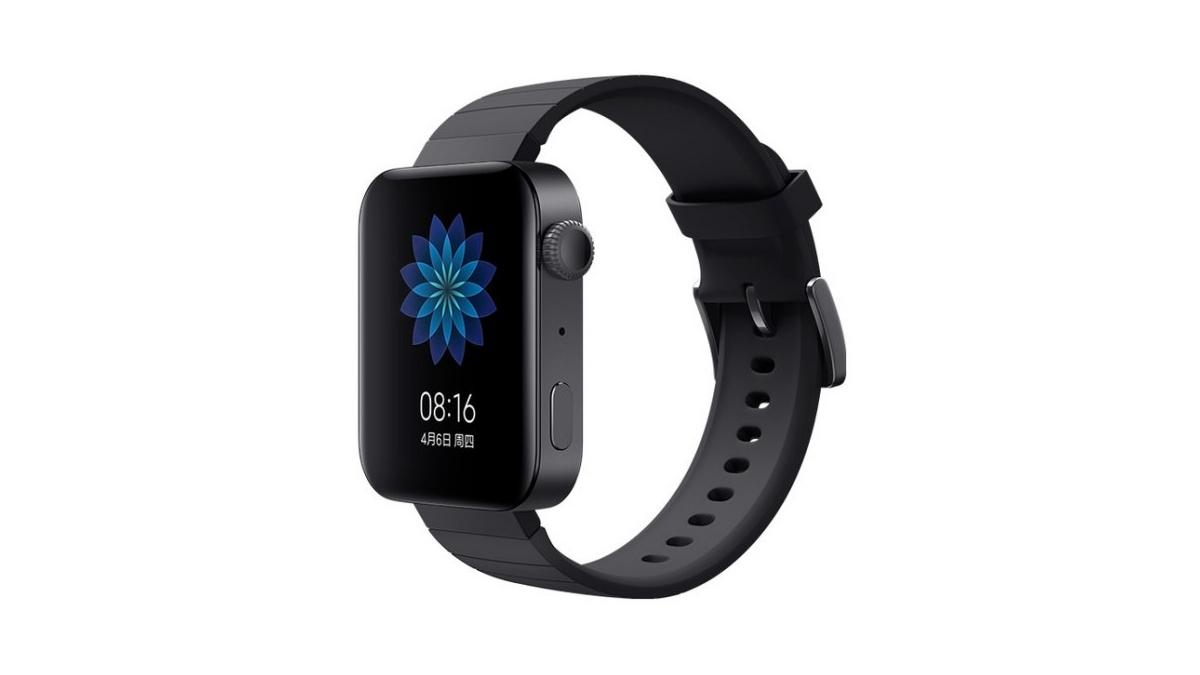 Smartwatch Xiaomi 3