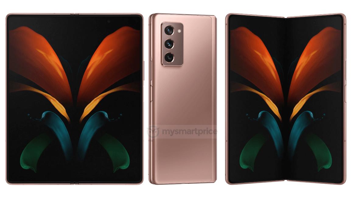 Samsung Galaxy Z Fold 2 5G 3