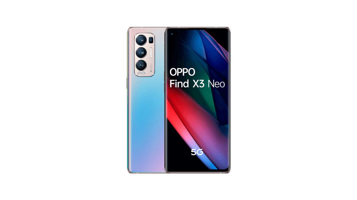 Oppo Find X3 Neo 2