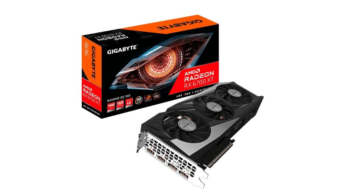 Radeon RX 6700 XT 4
