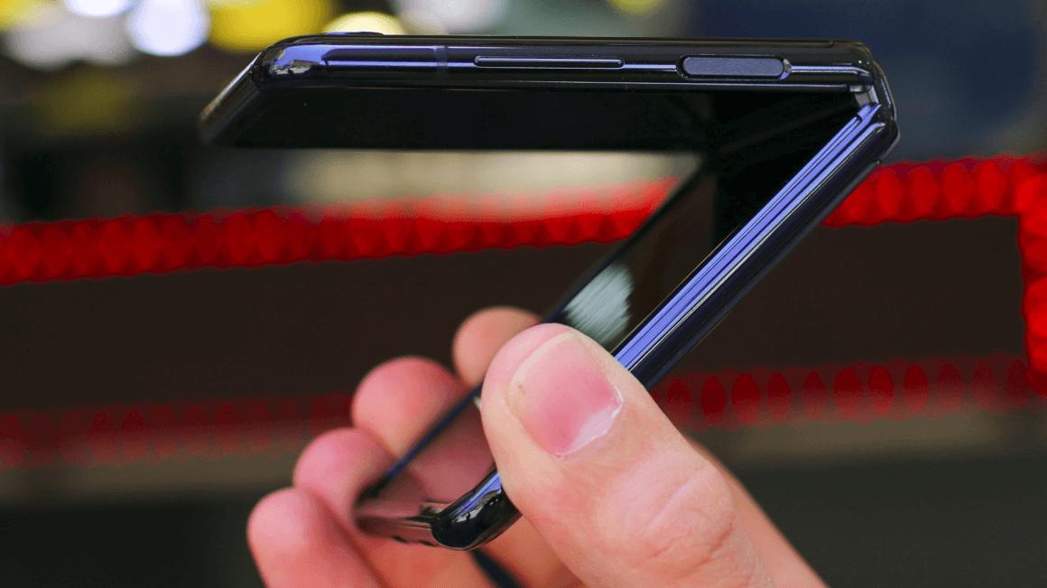 Samsung Galaxy Z Flip 5G 3