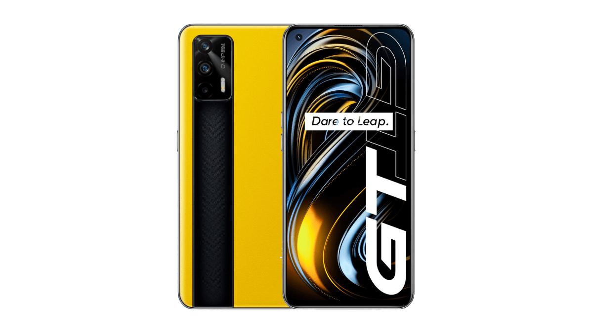 realme GT 1