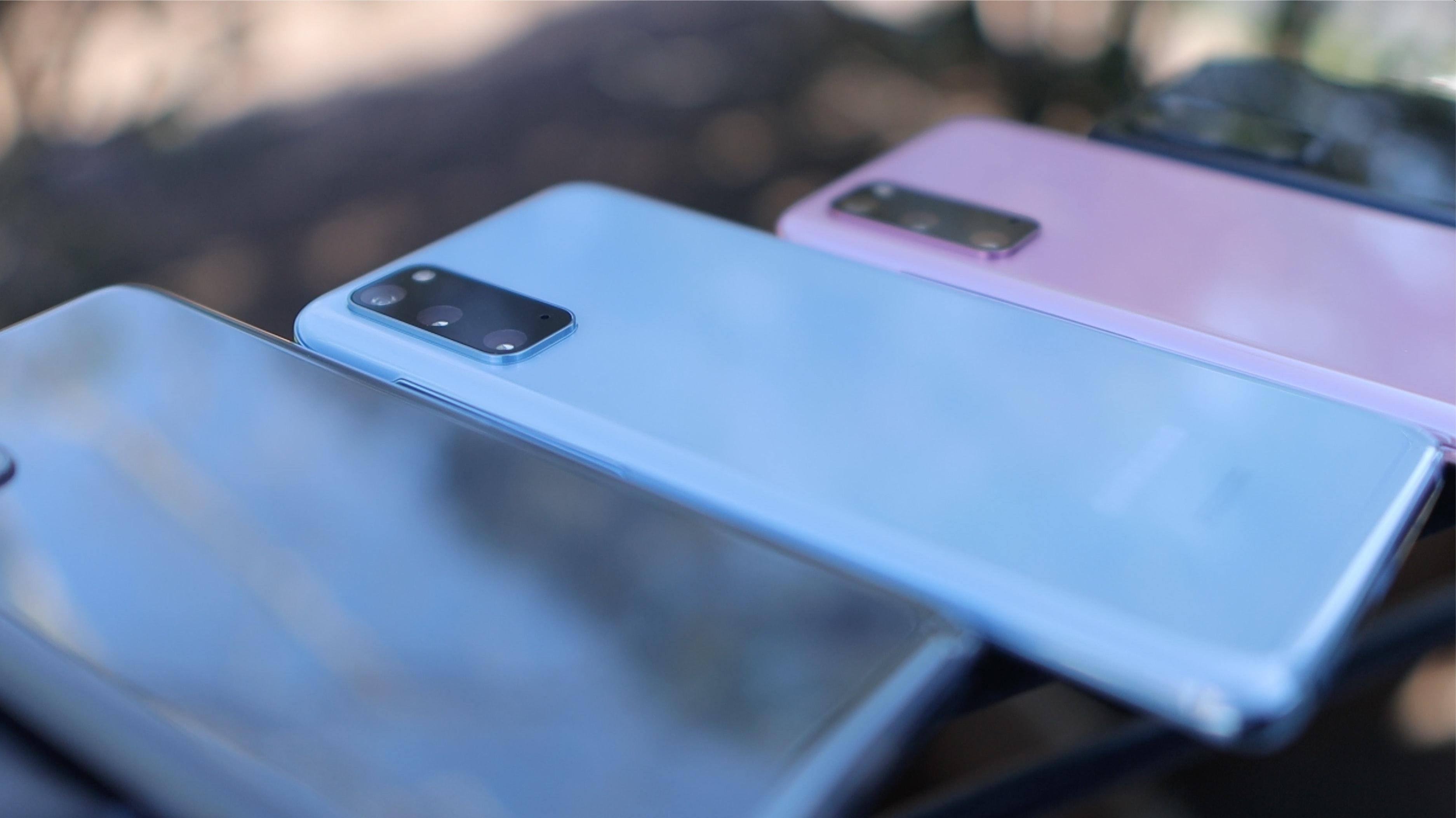 Samsung Galaxy S20 3