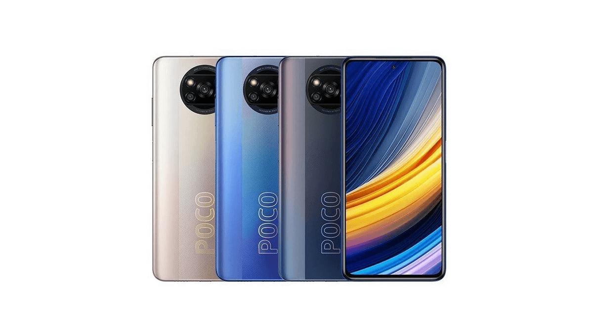 POCO X3 Pro 1