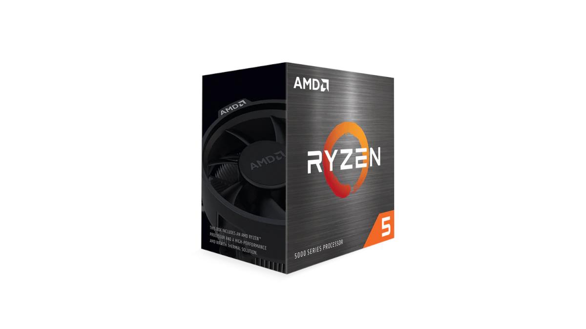 AMD Ryzen 5 5600X 1