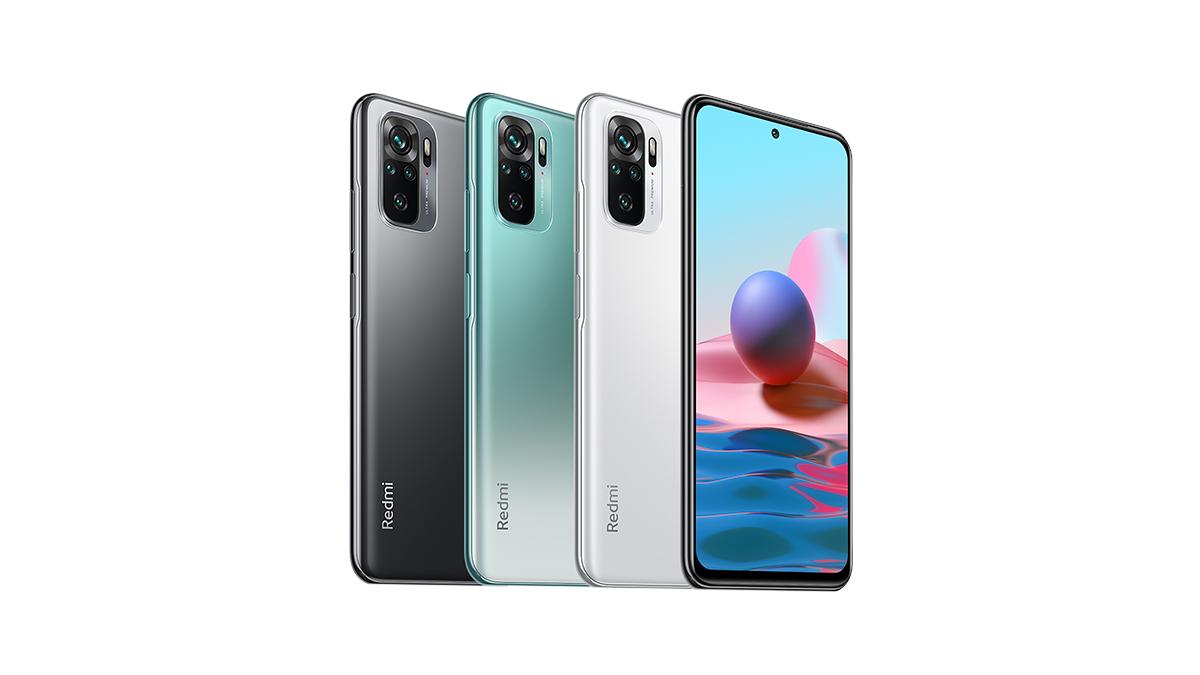 Xiaomi Redmi Note 10 1