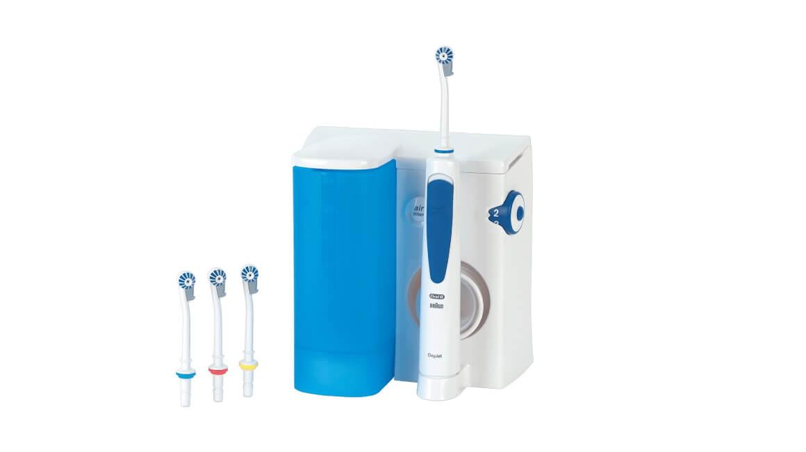 Irrigadores dentales 4