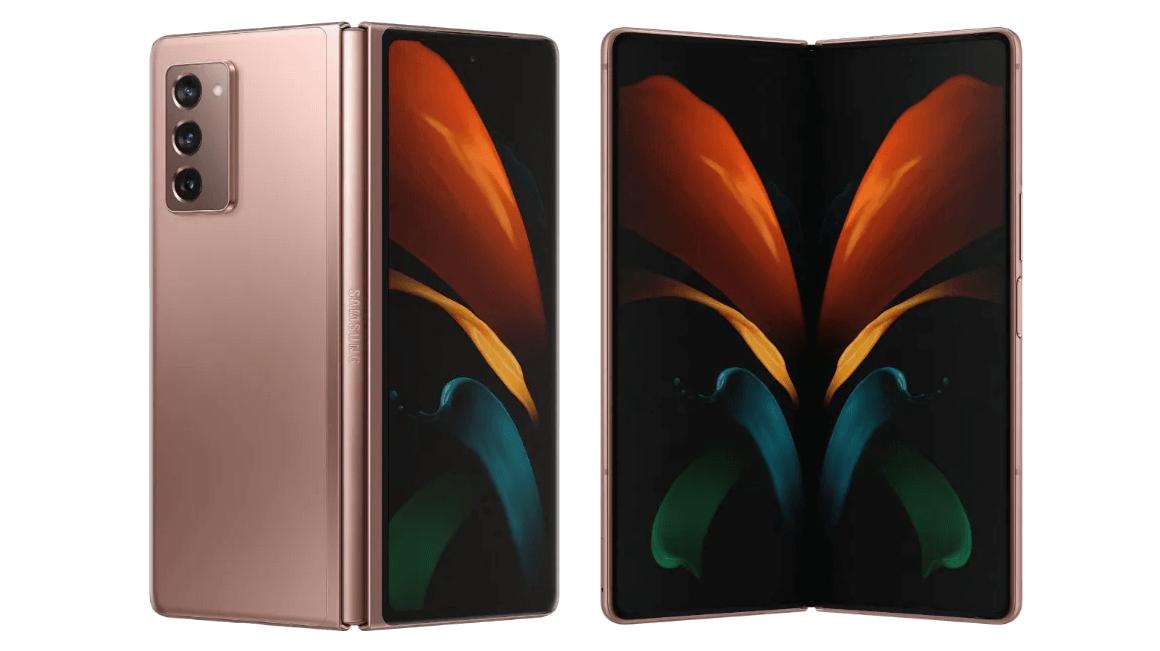 Samsung Galaxy Z Fold 2 5G 1