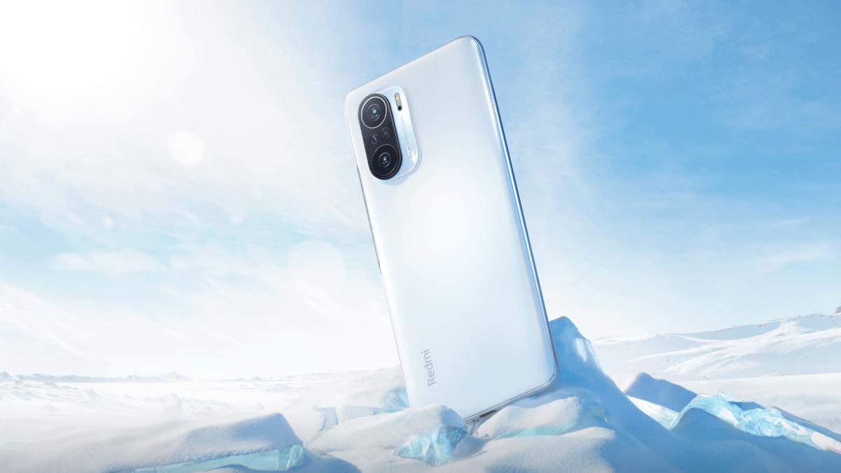 Xiaomi Redmi K40 Pro 2