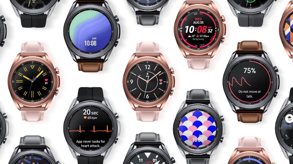 Samsung Galaxy Watch3 2